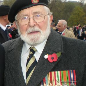 Ron at Horseguards 2011