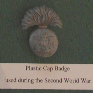 Cap Badge, WW2