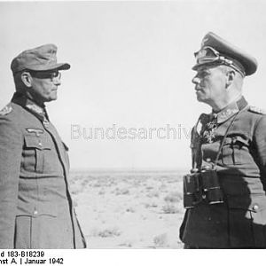 BOETTCHER, Karl (25 October 1889 – 21 October 1973) & ROMMEL, Erwin