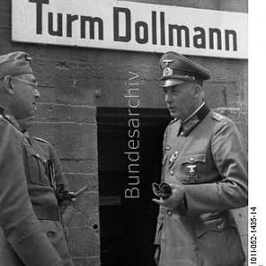 DOLLMANN, Friedrich (2 February 1882 - 26 June 1944)