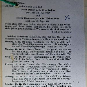 (T-Z) Who's Who of senior German Army officers (Birley's Bible)