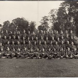 Home Guard Photograph