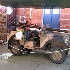 Landrover Recoilless Rifle Carrier [1]