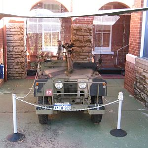 Landrover Recoilless Rifle Carrier [3]