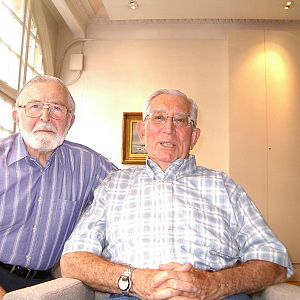 Ray Sinclair & Ron 26 04 05