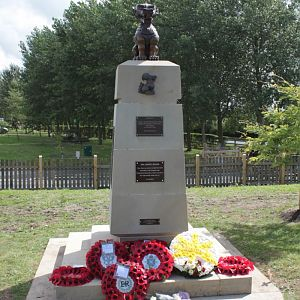 The Chindit Memorial