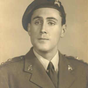 Lt Eric Miles,25th Dragoons.