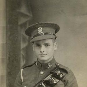 L Corporal Charles Robert Arthur Pearce 1939, 4th Troop A Squadron 15th 19th Hussars