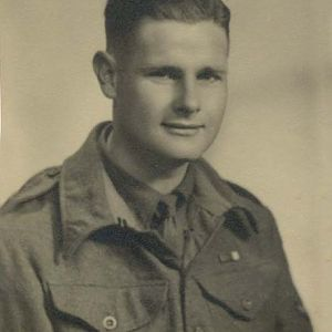 L Corporal CRA Pearce, 4th Troop A Squadron 15th 19th Hussars May 1945