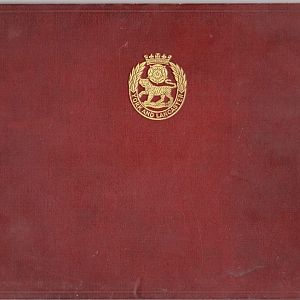 6th Y&L   Diary Of Events 1943 45   000