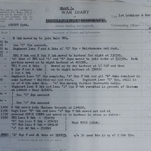 080  Aug 44 Regt WD Sheet  3
