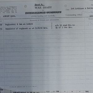 081 Aug 44 Regt WD Sheet  4