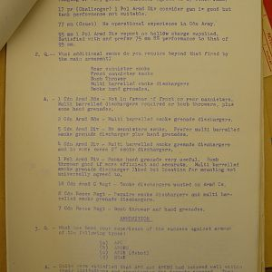 First Canadian Army post-VE Day survey