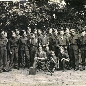 2nd-8th Battalion Middlesex Finchley Billet 1940