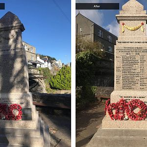 Trefriw War Memorial