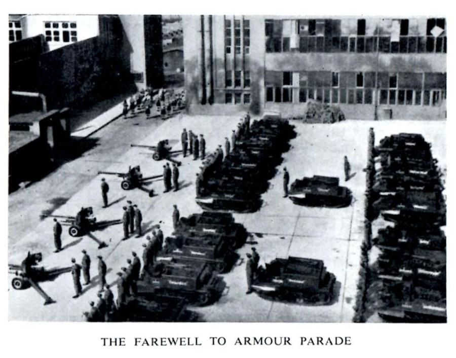 10th HLI    Farewell To Arms Parade