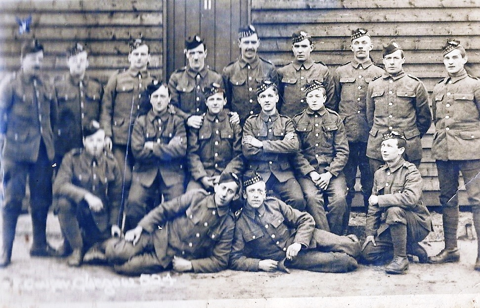 8th Royal Scots 8RS 1914 1918.