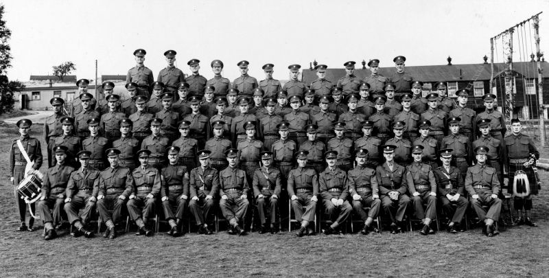 Cathel Sutherland Melville End Of middle Row On left