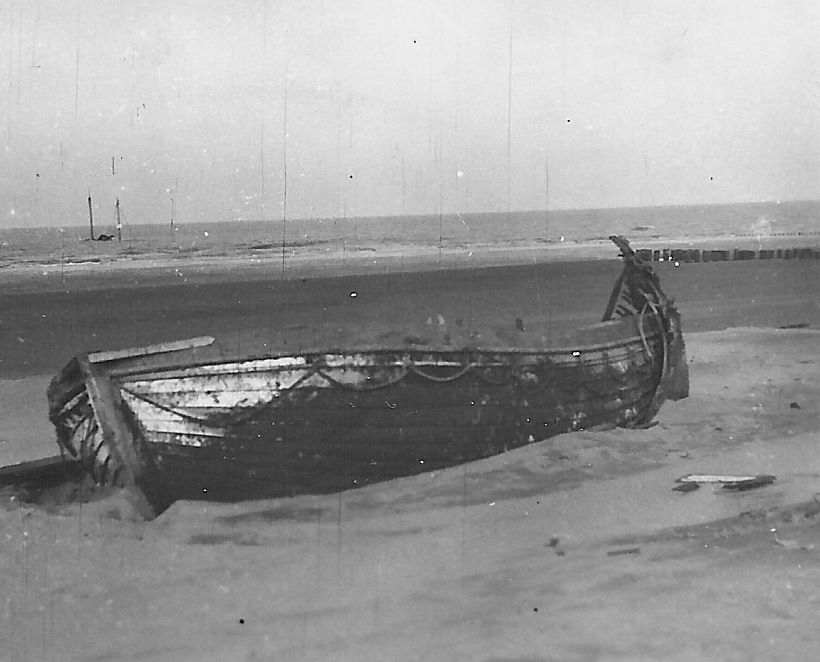 LIFEBOAT 1941 DUNKIRK