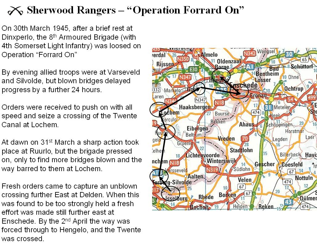 Operation Forrard On - Part 1