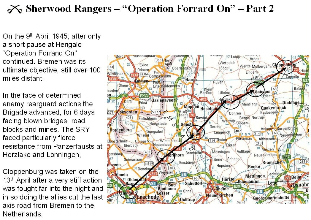 Operation Forrard On - Part 2