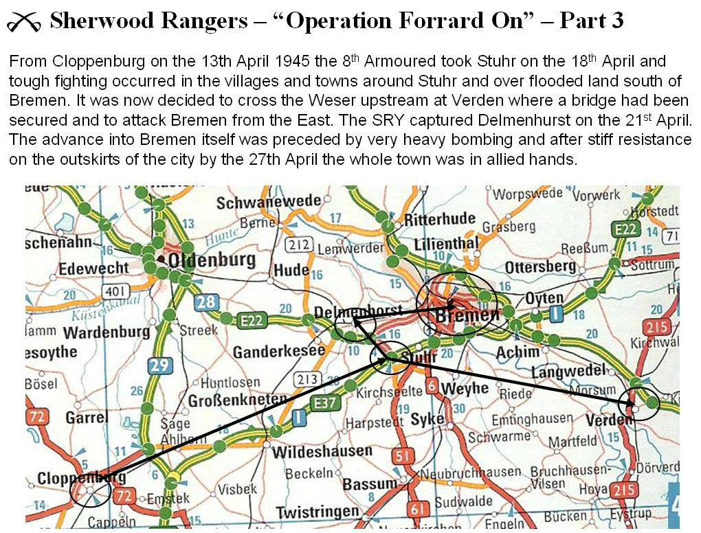 Operation Forrard On - Part 3