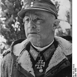 BOEHME, Franz Friedrich (15 April 1885 – 29 May 1947)