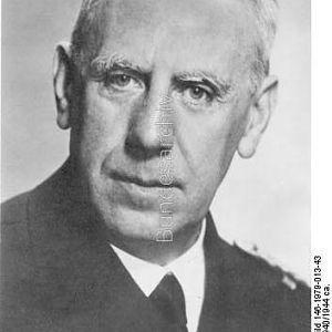 CANARIS, Wilhelm (1 January 1887 – 9 April 1945)