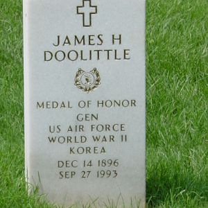 "James Harold ""Jimmy"" Doolittle"