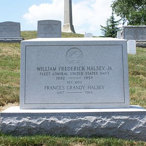 Fleet Admiral William Frederick Halsey
